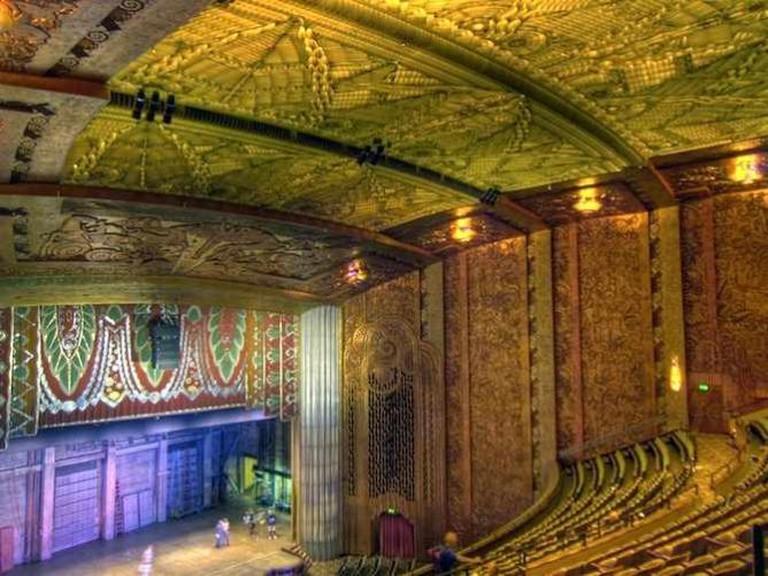 Paramount Theatre Interior 2