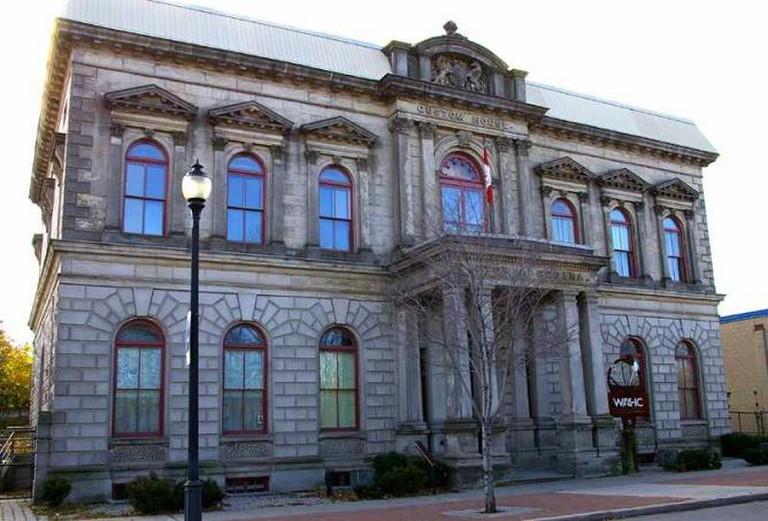 Former Hamilton Customs House