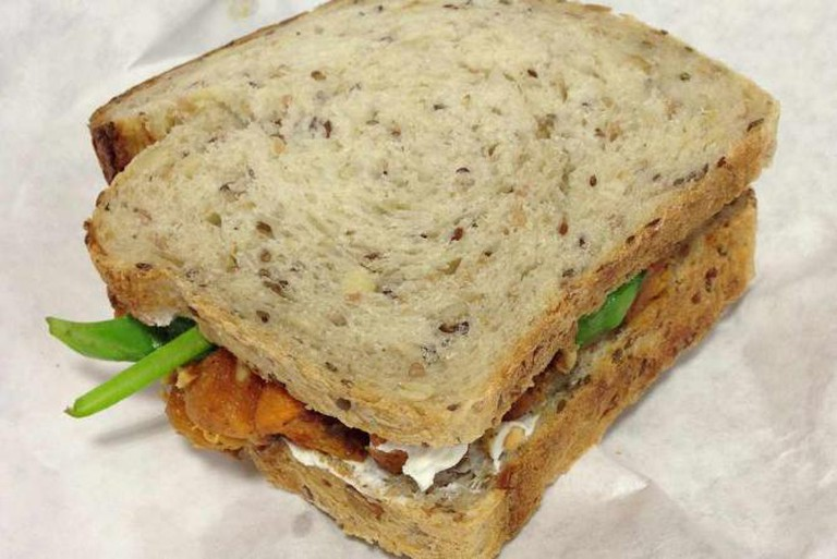 Butternut Squash Sandwich, Gracious Bakery & Cafe