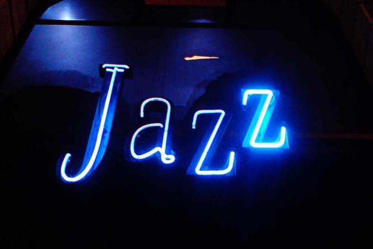 Jazz Sign