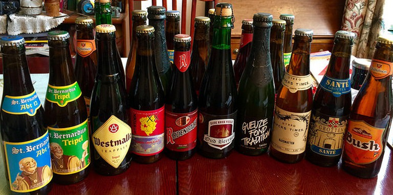 Some Belgian Beers