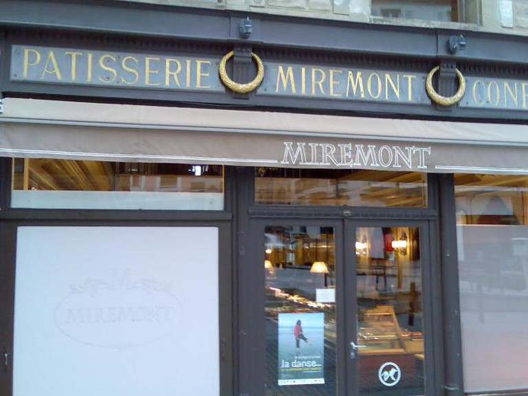 Patisserie Miremont