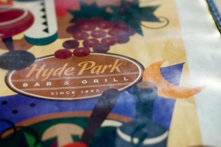 Hyde Park Bar & Grill, Duval Street
