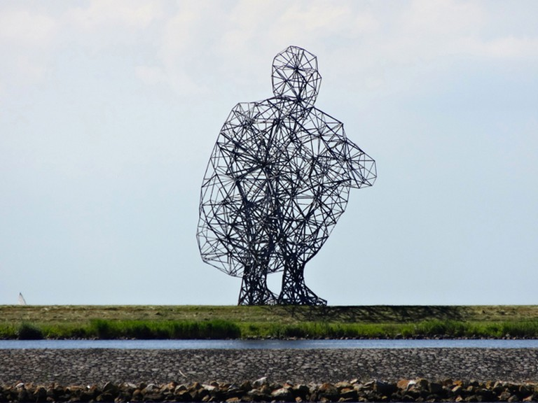 Antony Gormley, Exposure