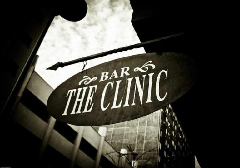 Bar The Clinic