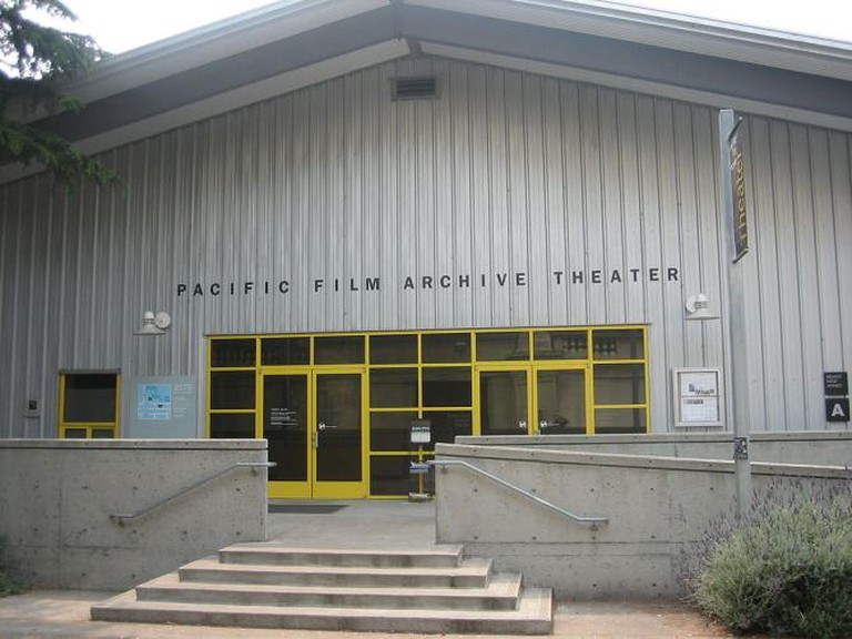 The Pacific Film Archive Theater