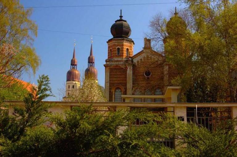 Synagogue in Trnava