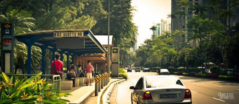 Scotts Road, Singapore Daran Kandasamy