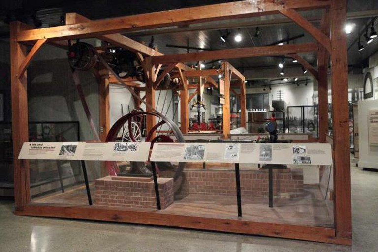 Ohio Carriage Industry, Ohio History Center Museum