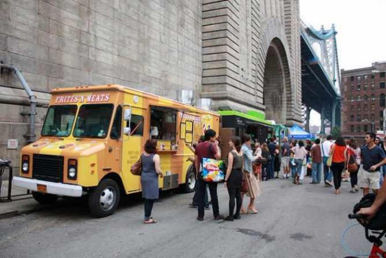 Pomme Frittes Food Truck