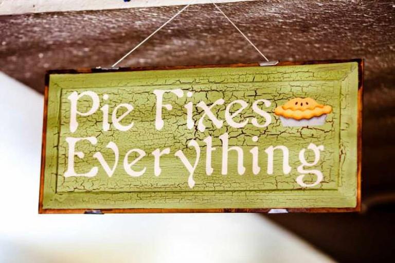 Pie Fixes Everything