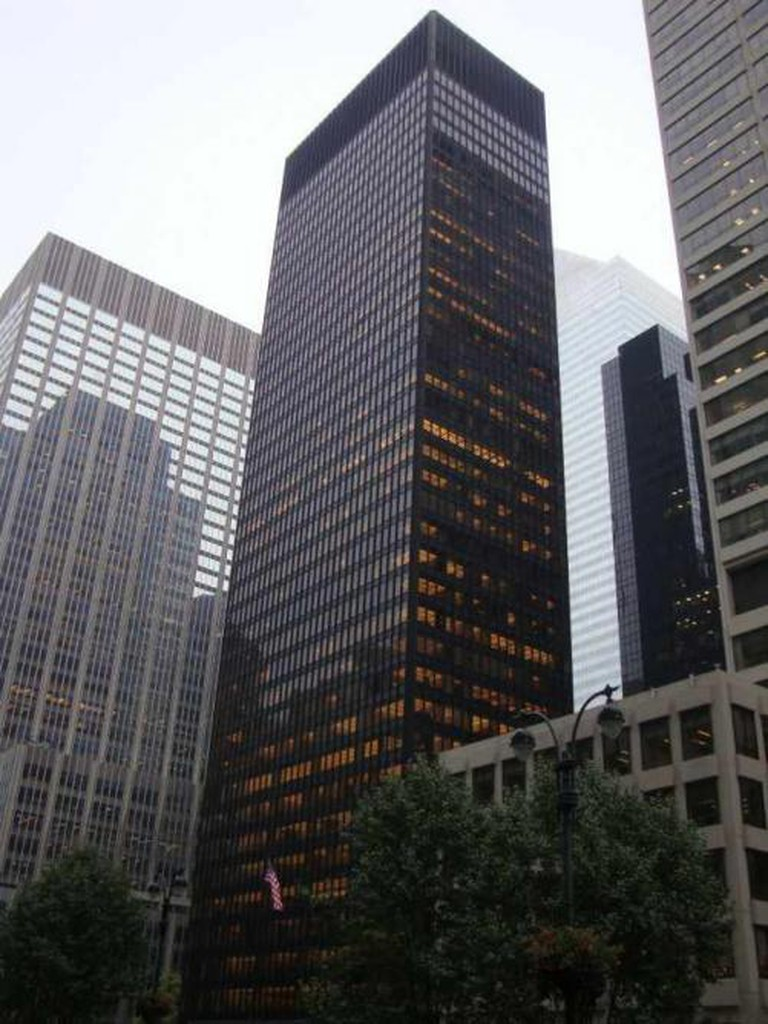 A Creative Commons image: Seagram Building