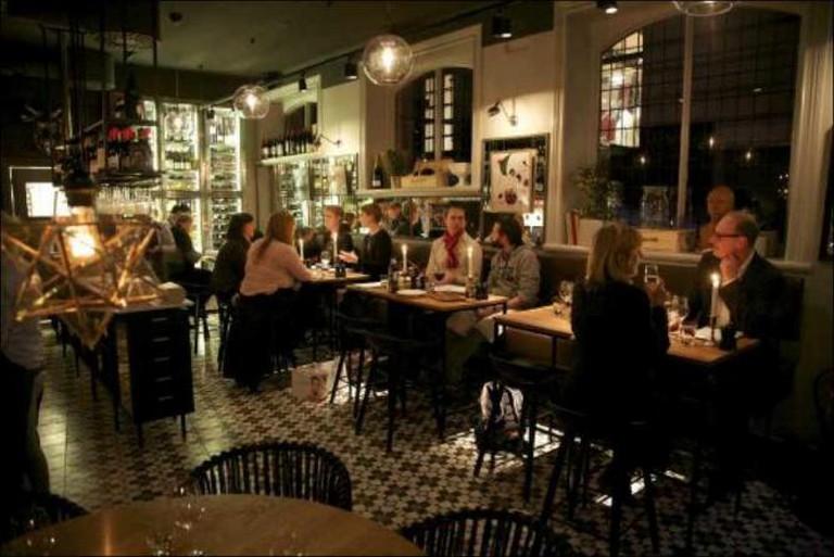 Cultur Bar and Restaurant