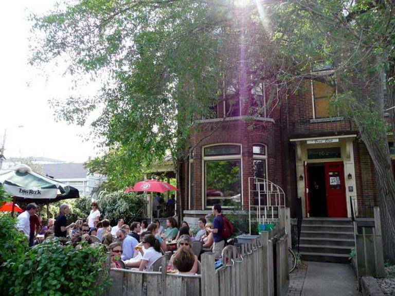 The Grad Club, Kingston
