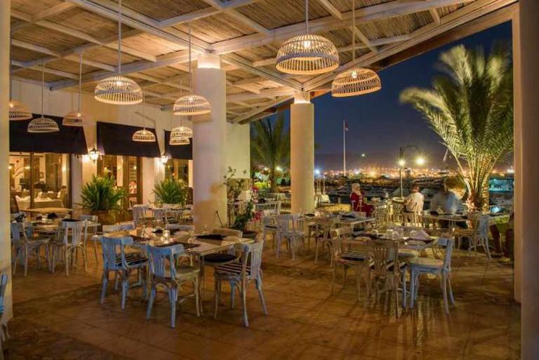 Royal Yacht Club Restaurant, Aqaba