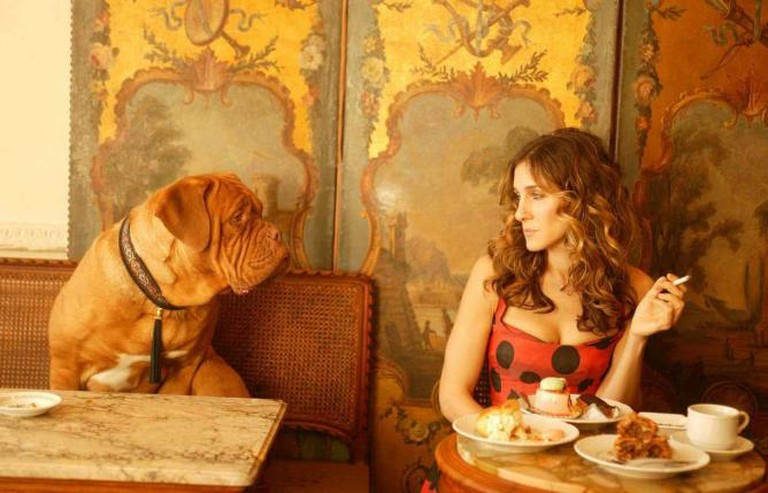 Still from Sex and The City / An American Girl in Paris – 2005