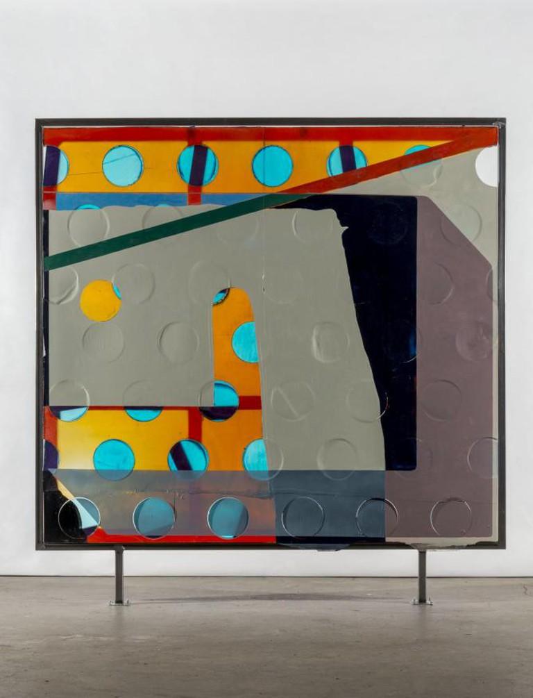 ALEX HUBBARD [To be titled] , 2015 E poxy resin, fiberglass, pigmented urethane