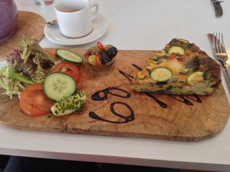 The Café 68 Gillygate