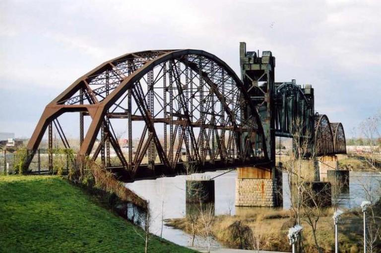 Bridge in Little Rock I