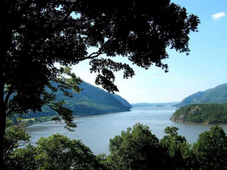 Hudson River ~ West Point, New York