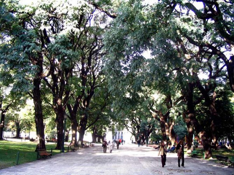 A Creative Commons Image: Plaza San Martìn
