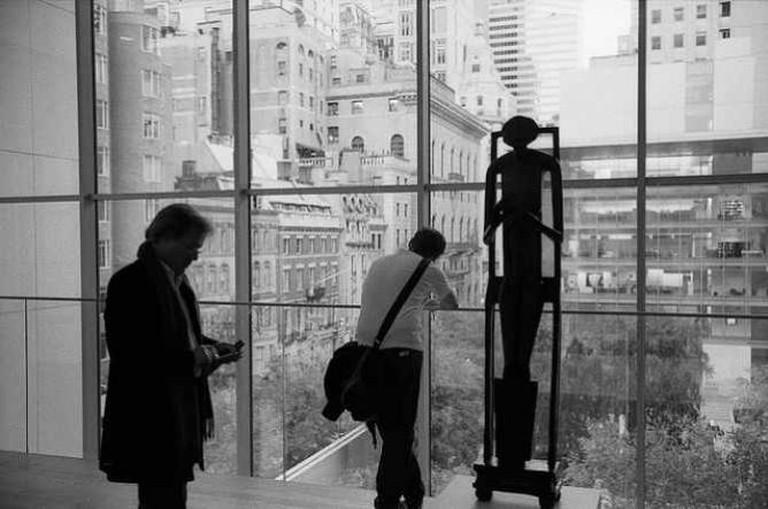 Museum of Modern Arts, New York City, 2009
