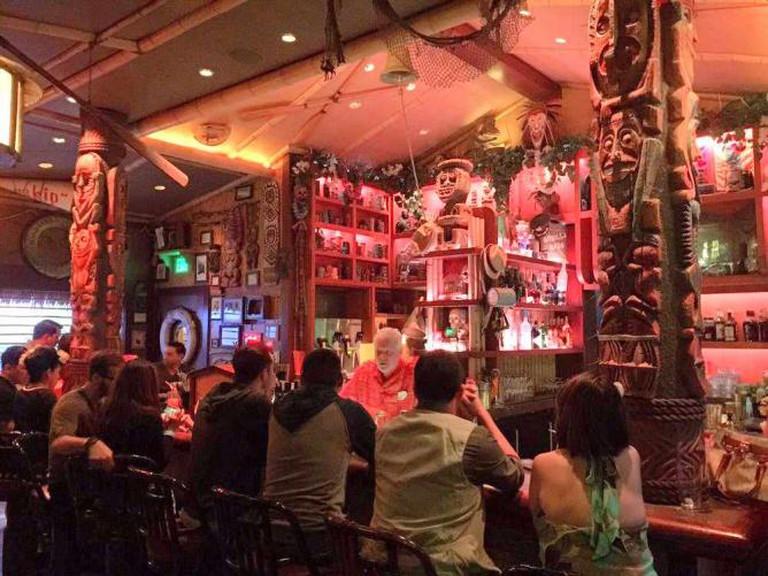 Hearthstone Lounge, Anaheim