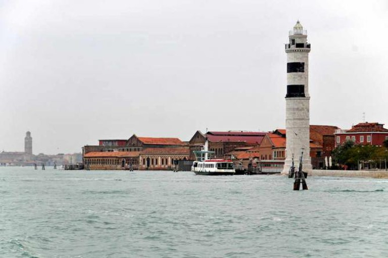 Murano lighthouse