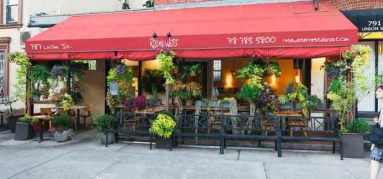 Rose Water Restaurant