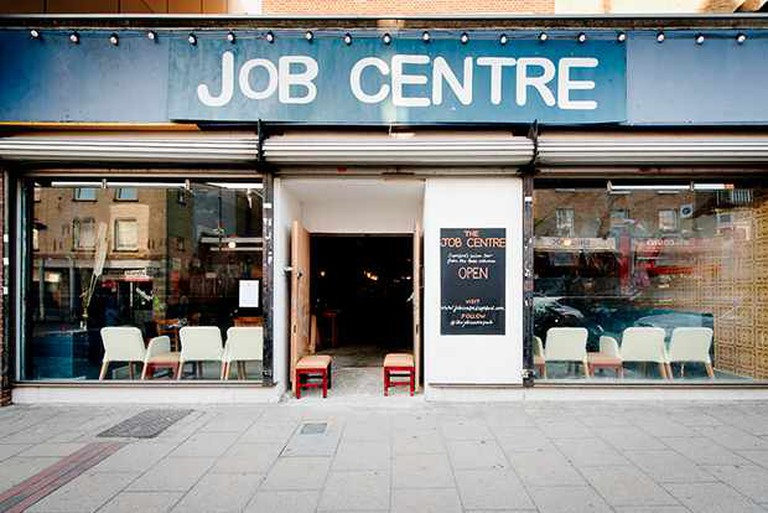 The Job Centre