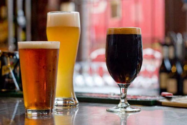 Beer, Sans Vic
