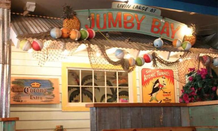 Jumby Bay Island Grill