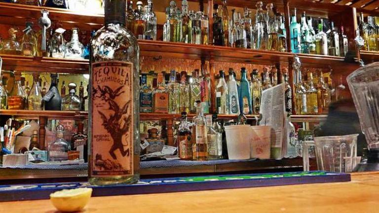 Mexican Cocktail Bar