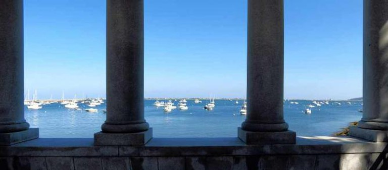 Plymouth Rock, Water St, Plymouth