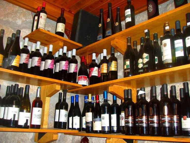 A Creative Commons Image: Wine Cellar