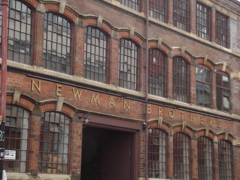 The Coffin Works - Newman Bros - Fleet Street, Birmingham