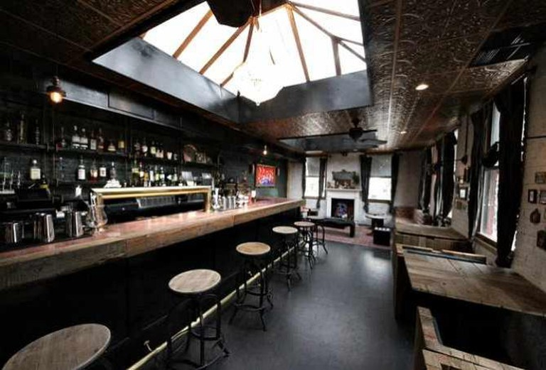 The Back Room, New York