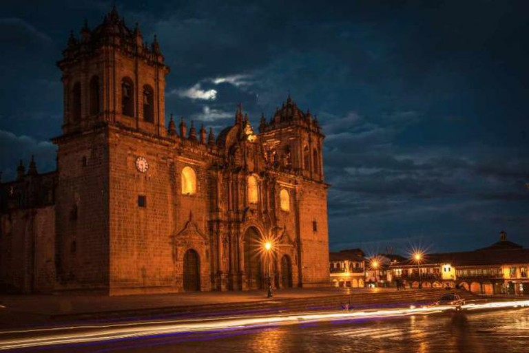 Cathedral of Santo Domingo, Cusco