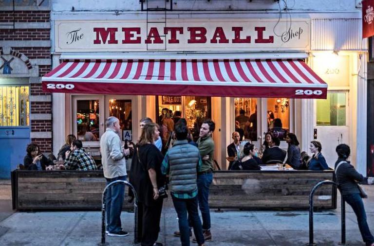 The Meatball Shop