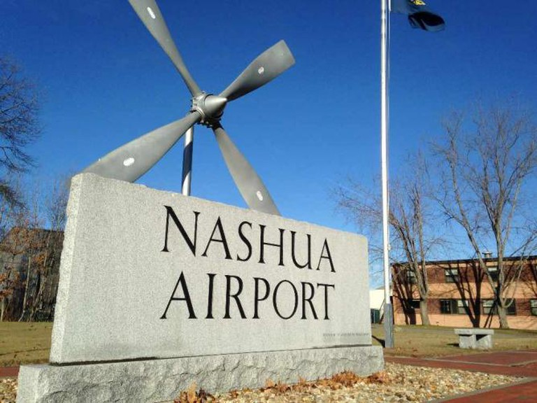 Midfield Café is located at the Nashua Airport