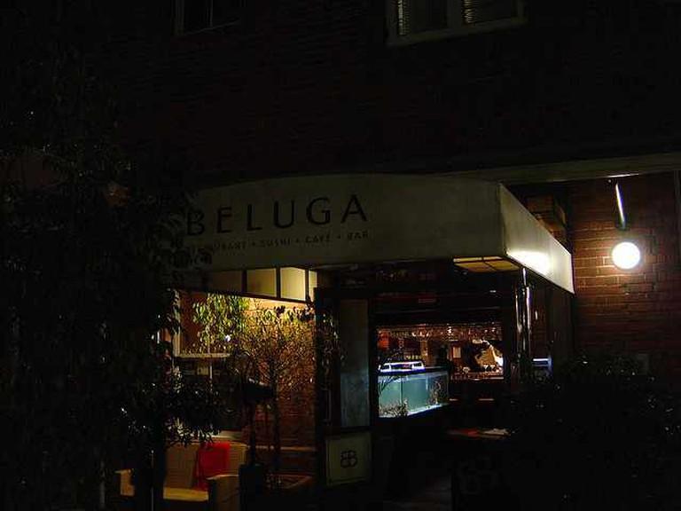 Beluga Restaurant Cape Town