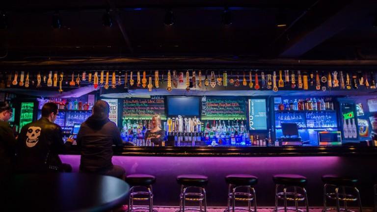 The Auricle bar