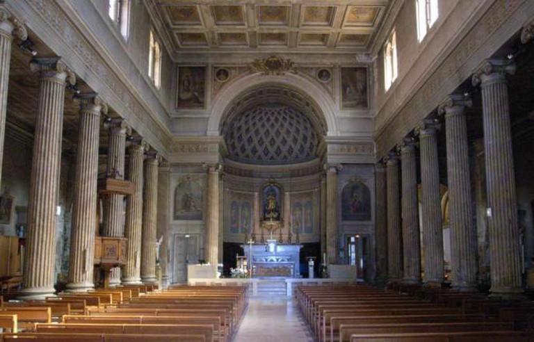 L'Église Notre Dame du Port