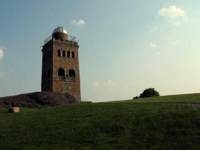 High Rock Tower [in Lynn]