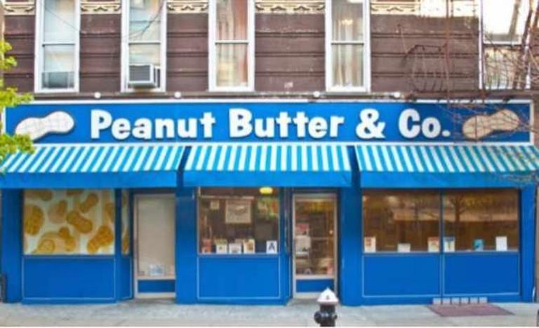 Peanut Butter & Co. Storefront