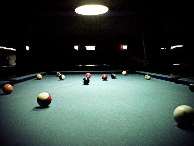A Creative Commons Image: Billiards