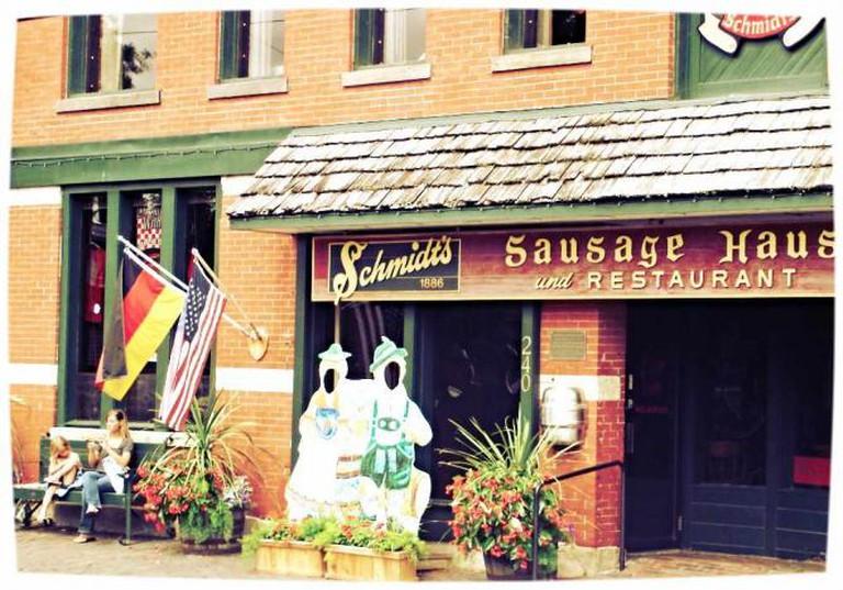 Schmidt's Restaurant und Sausage Haus