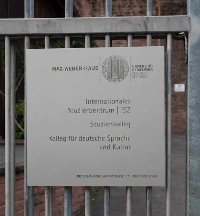 Max Weber Haus