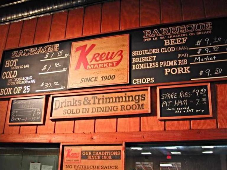 Henry's Restaurant, Lockhart