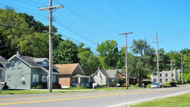 Burkhardt Historic District, Chesterfield, Missouri